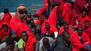 2262 migrantes murieron o desaparecieron en Mediterráneo en 2018