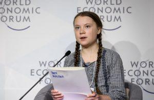 Greta Thunberg a Davos: «Clima, dovete agire come se la vostra casa fosse in fiamme»