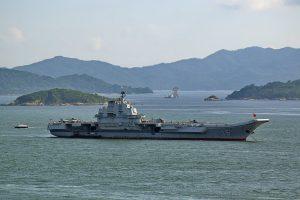 China strebt nach maritimer Macht