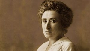 A 100 años del asesinato de Rosa Luxemburgo