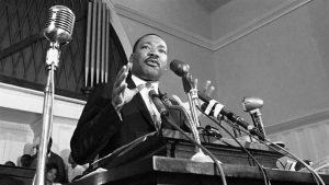 Jan 15: Martin Luther King (birth) day