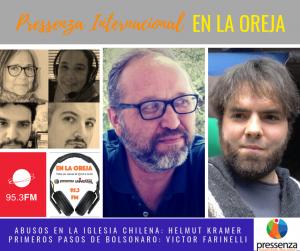 Pressenza Internacional En La Oreja 11/01/2019