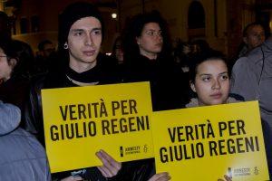 #3annisenzaGiulio, tre anni senza verità