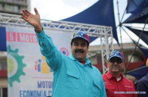 ¿Se está tejiendo la telaraña para asfixiar a Maduro?