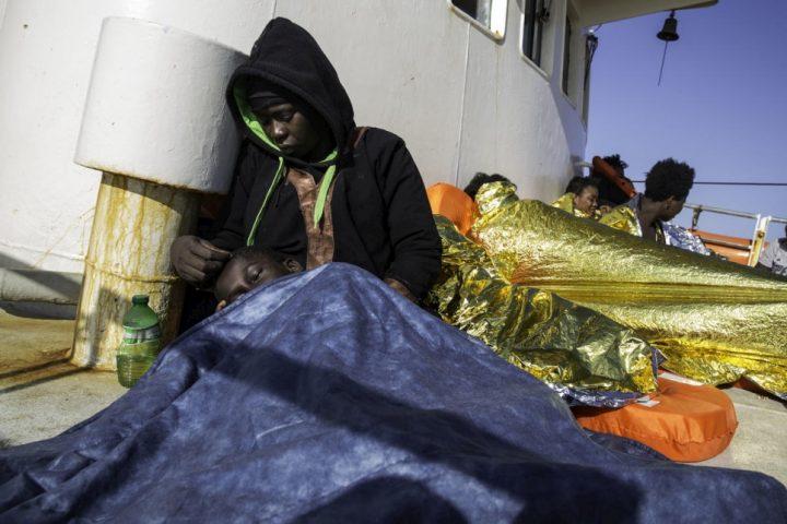 ACNUR denuncia: Seis personas murieron cada día en 2018 tratando de cruzar el Mediterráneo