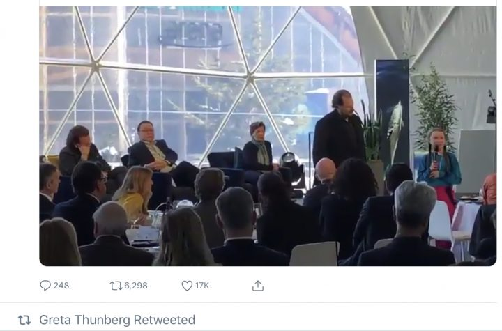 Imagining a Davos for the many that was actually serious about climate change