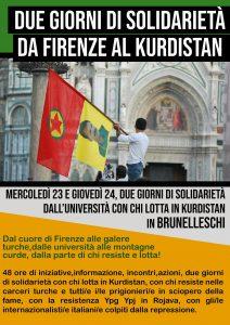 Appello di solidarieta' alla resistenza del popolo curdo e allo sciopero della fame di Leyla Guven