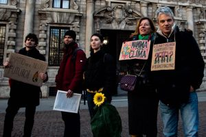 Sarah Marder: Klimastreiks für eine bessere Zukunft