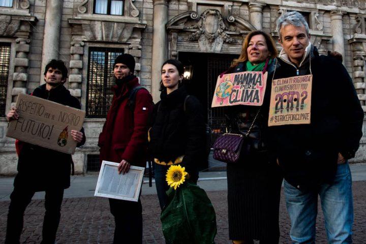 Sarah Marder: απεργίες για το κλίμα, για το εγγύς μέλλον