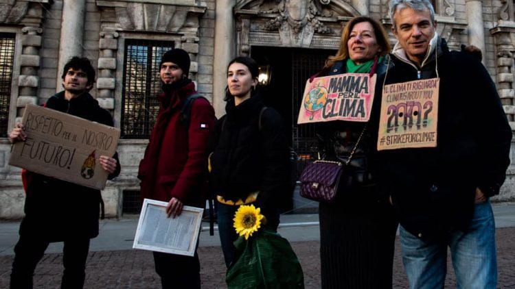 Marder, scioperi del clima per aprire il futuro