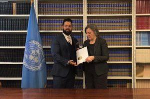 Το Ελ Σαλβαδόρ γίνεται το 21ο κράτος μέλος της Συνθήκης Απαγόρευσης των Πυρηνικών Όπλων