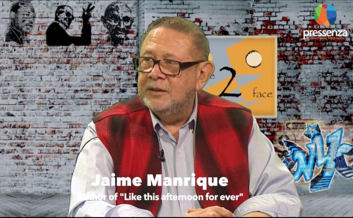 Face 2 Face with Jaime Manrique