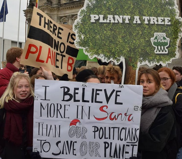 """Klimastreiks der Jugend in Deutschland und weltweit: """"Wir hören nicht auf, bis Ihr handelt"""""""