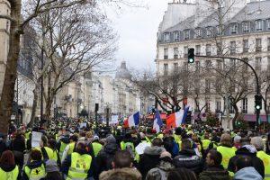 [Chalecos Amarillos – Acto 9] Conociendo a la gente: «He participado en todas las manifestaciones desde principios de noviembre hasta hoy»