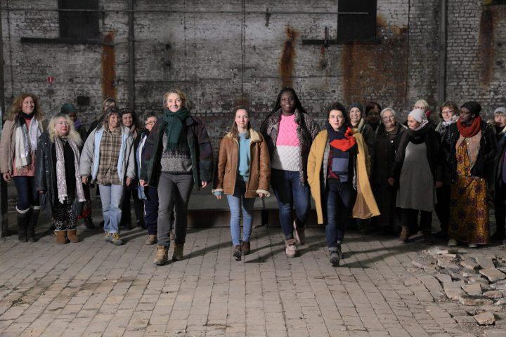Les invisibles. Les femmes SDF sur grand écran