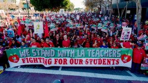 Ten Reasons to Support the LA Teachers