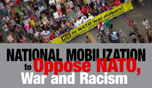 March and Rally to Oppose NATO, War and Racism