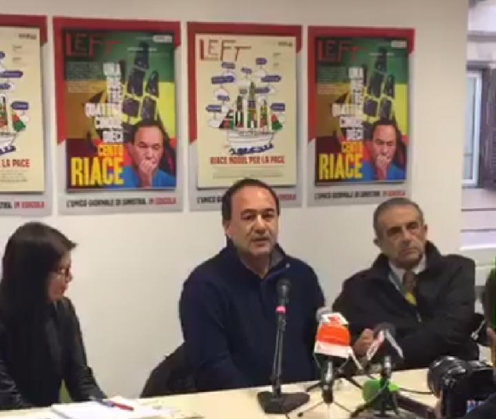 Clausura de la campaña de nominación de Mimmo Lucano y Riace para el Premio Nobel de la Paz 2019