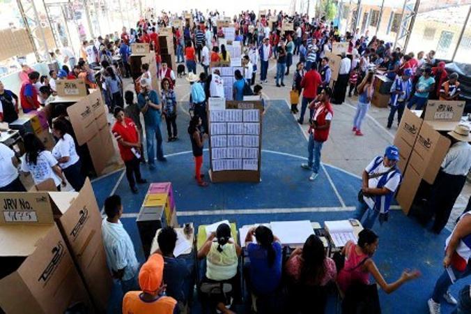 Venezuela: Funciona por elección no por autoproclamación!