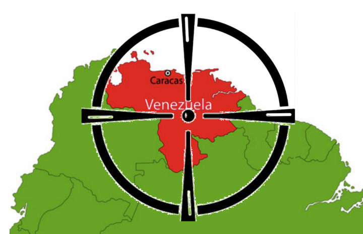 America Has Its Gunsights on Venezuela