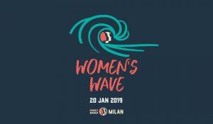 L'Onda delle Donne arriva a Milano il 20 gennaio!
