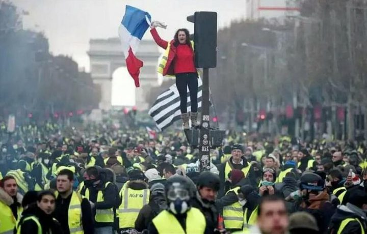 How the yellow vests are reinventing French politics