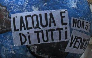 Legge sull'acqua: in Commissione passa il testo per la ripubblicizzazione