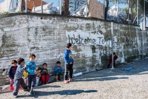 On the edge of a collective trauma: the forgotten hotspot of Moria
