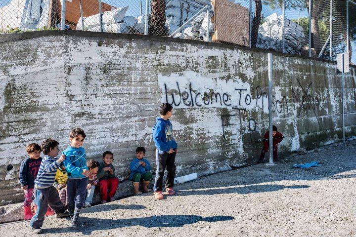 Sull'orlo di un trauma collettivo: l'hotspot di Moria, il luogo dimenticato
