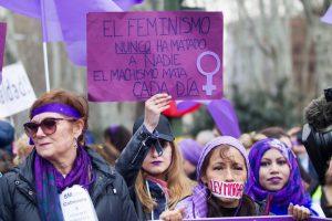 Frente a Vox, las mujeres españolas: ¡Ni un paso atrás!