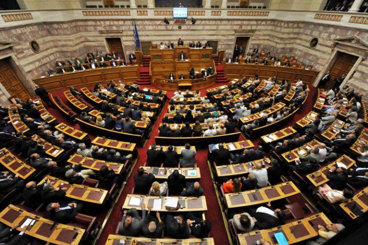 Με 153 «ναι» πέρασε η Συμφωνία των Πρεσπών από τη Βουλή