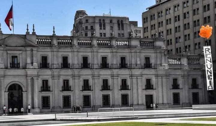 chadwick renuncia chile moneda partido humanista