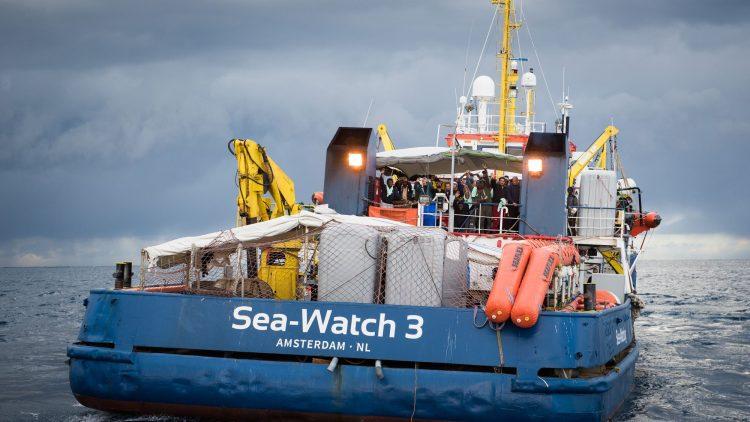 Sea Watch et plus : témoignage d'une activiste-journaliste
