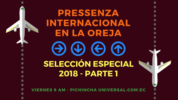 pressenza internacional en la oreja selección especial 1