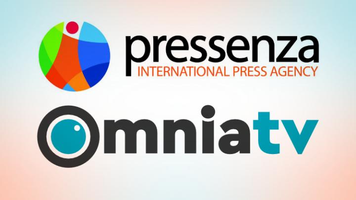 Pressenza collabore avec Omniatv en Grèce