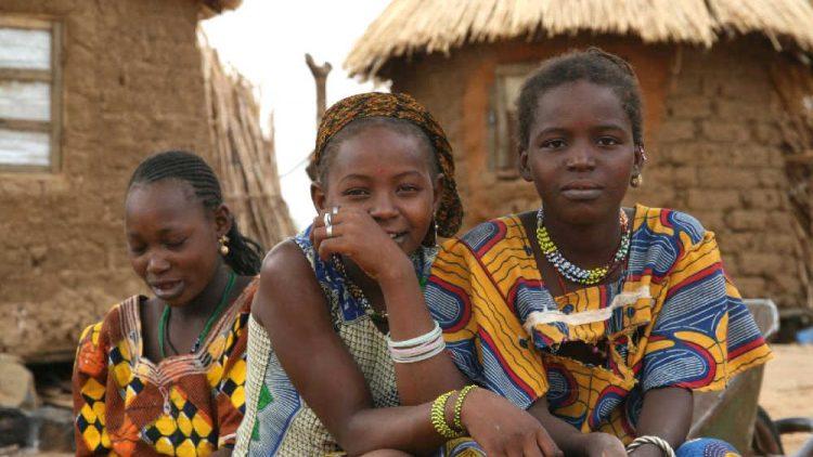 ragazze Burkina Faso