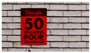 Para empezar, Google sancionado con 50 millones de euros