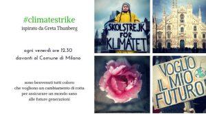 Climate Strike a Milano ogni venerdì