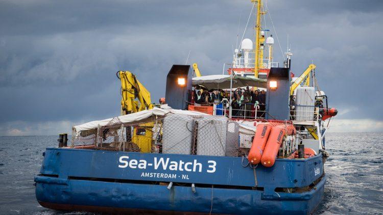 Dissequestrata la Sea-Watch