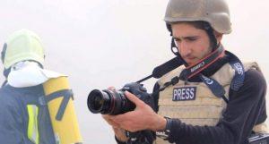 Giornalisti siriani nel mirino
