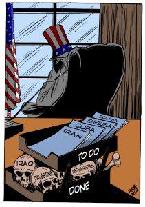 Estados Unidos prepara una guerra entre latinoamericanos