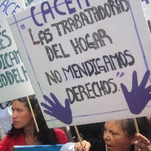 Messico, c'è lo sfruttamento delle giovanissime migranti guatemalteche che lavorano come domestiche