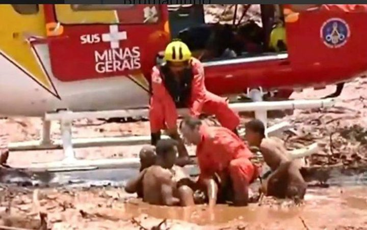 Após três anos do crime de Mariana, nova barragem da Vale se rompe em Minas Gerais