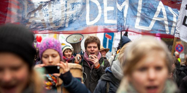 Aufruf zur Demonstration am 19. Januar in Berlin: Wir haben es satt!