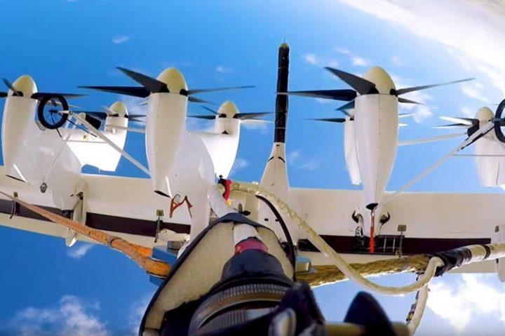 Noruega construirá central eléctrica con aerogeneradores voladores