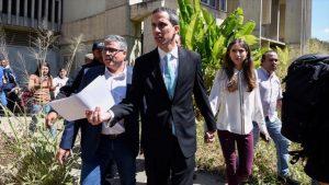 Juan Guaidó, com es fabrica un impostor