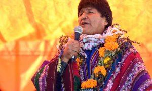 Evo Morales advierte que agresión contra Venezuela obliga a tomar una posición entre la guerra y la paz