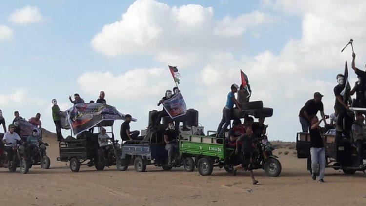 Gaza, Marcia del ritorno