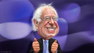 Bernie Sanders announces candidacy for US presidency