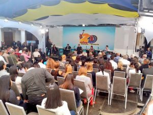 """4F: Tuvo lugar en Caracas conversatorio """"Venezuela frente a la amenaza imperialista»"""